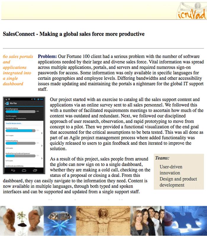 IBM Sales Portal